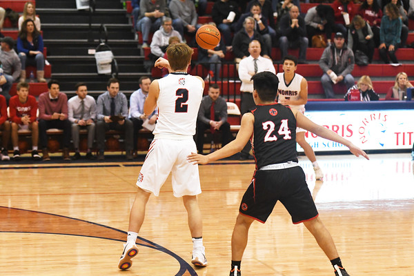 Varsity Boys Basketball vs Elkhorn Mt. Michael