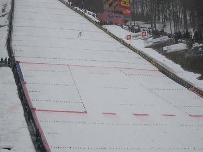 Ski jump/Ski race