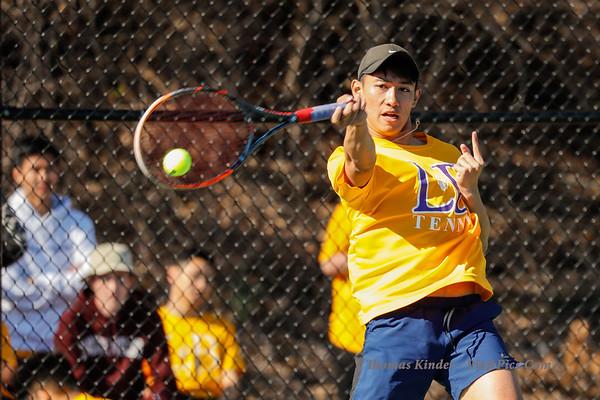 Boys Tennis v West Springfield 3/26/19