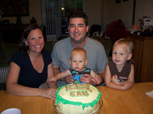 Sam And Cam - Sep 2010
