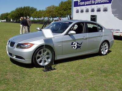 BMW 3 Across America 4-11-2005