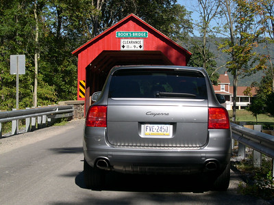 PCA Covered Bridge Tour 2005