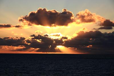 Day at Sea Oct 22