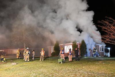 Pine Township structure fire Bonnie View Drive