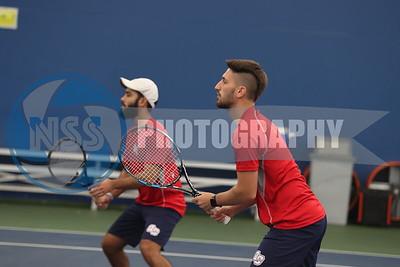 4.18.21 Queens College Men's Tennis vs. Daemen