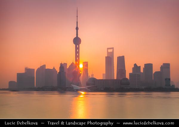 China - Shanghai & Guilin