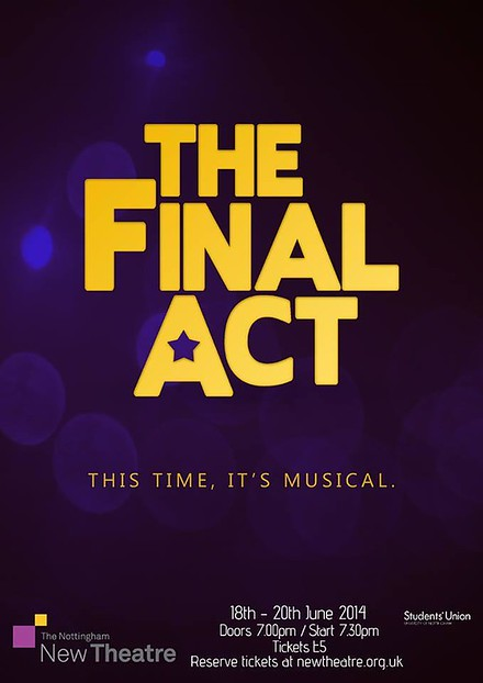 The Final Act poster