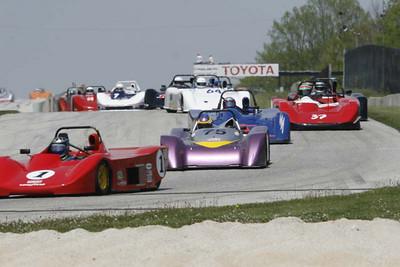No-0709 Race Group B - 30th Anniversary Sports 2000 - Carl Haas Cup