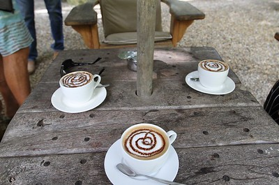 UPSCALE COFFEE SHOP