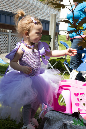 Olivia's 2nd Bday party