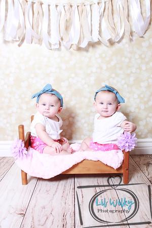Hawkins Twins {Sept 2017}