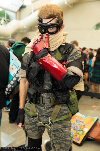 San Diego Comic-Con 2014 - Wednesday