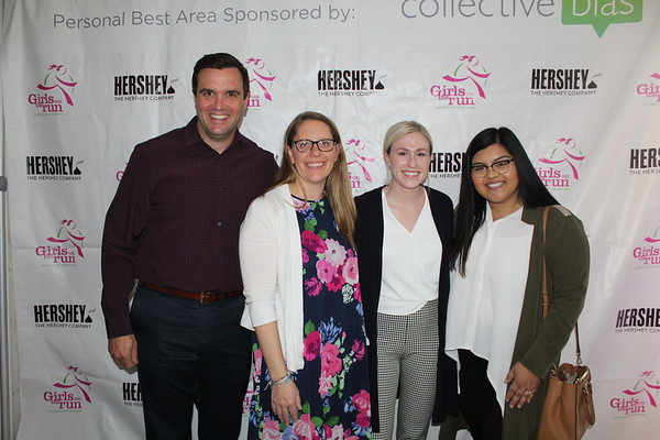 Girls on the Run of Northwest Arkansas Out-of-the-Box Luncheon 4.5.19