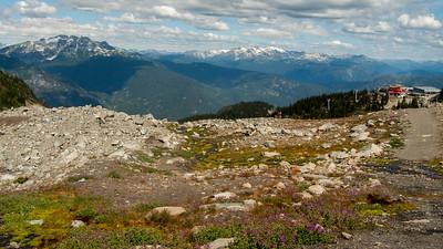 Hike to Whistler Glacier
