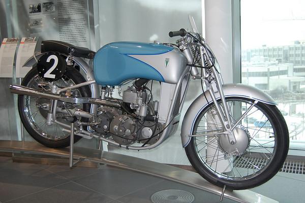 Audi Museum - Motorcycles - 2010