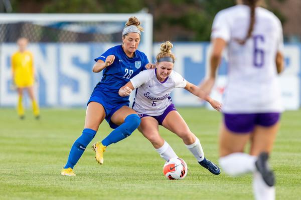 Women's Soccer: SLU vs Evansville (Exh.)