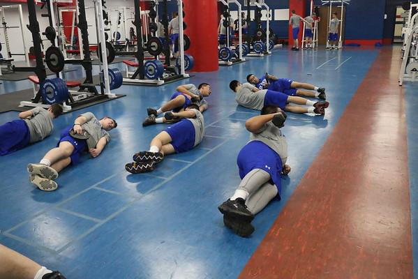 Judo Strength & Conditioning - Jan 29