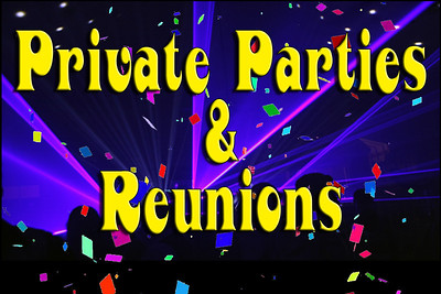 PARTIES AND REUNIONS