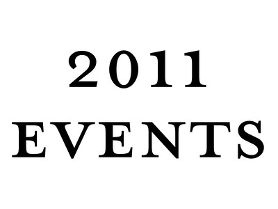 2011 Events