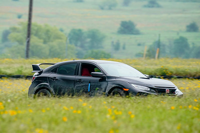 1 Black Honda Civic
