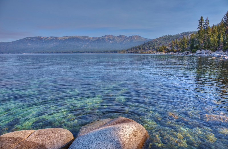 Lake Tahoe/Hidden Beach_7