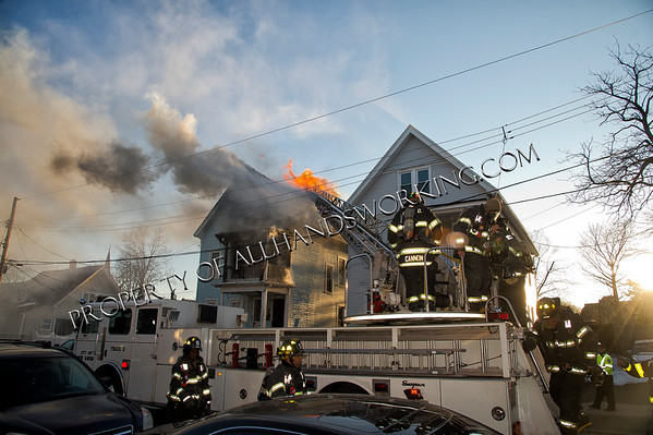 New Haven 2nd alarm 6 Rowe St