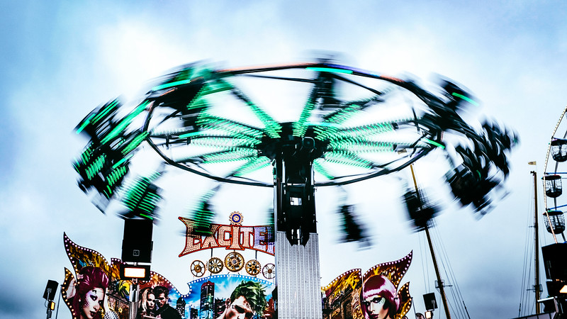 Hoppings 2019 - Abstract