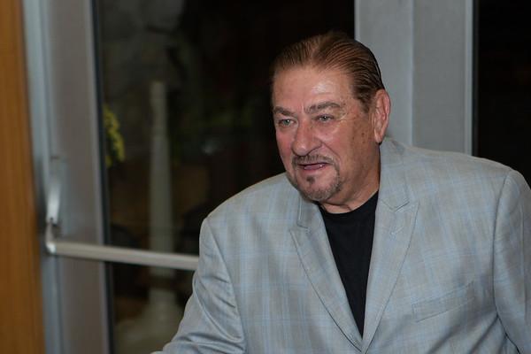 Happy Surprise 75th Birthday Gene