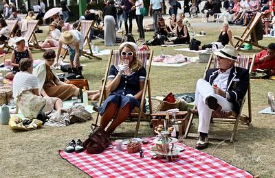 Tivoli; Copenhagen; Denmark; Vintage; Garden; Party;;
