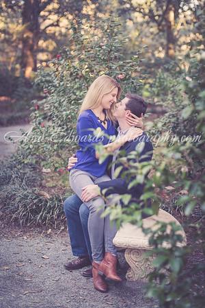 Richard and Caitlin  |  Eden Gardens State Park