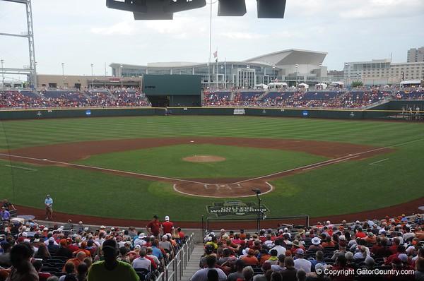2018 College World Series: Florida Gators vs Texas Tech Red Raiders 6-17-18