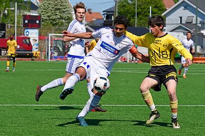 FK Gjøvik-Lyn G16  - Lillestrøm SK G16   19/05/2018   --- Foto: Jonny Isaksen