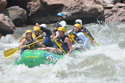 2019 Royal Gorge Rafting