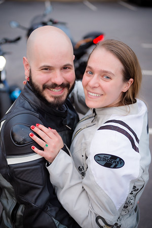 Dan and Alyssa