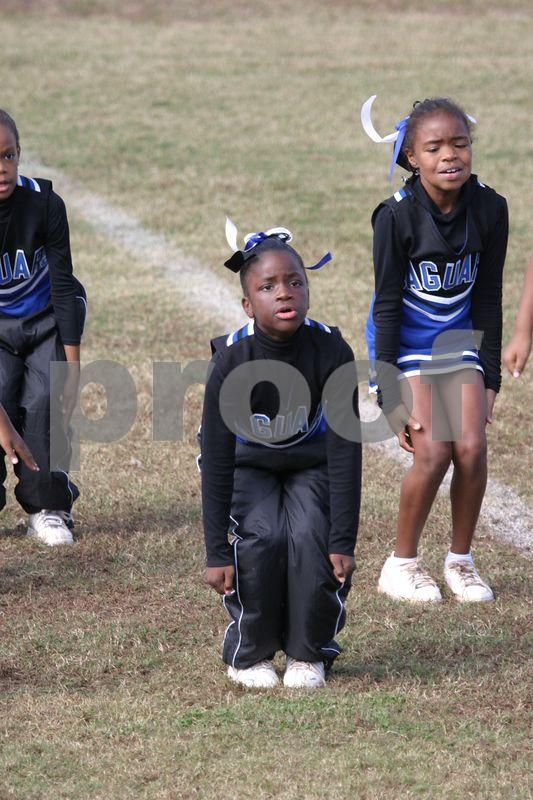 CDJ vs.Welcome All Panthers 8U 10-23-04