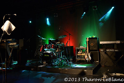 The Wailers, Pink Garter Theatre, Jackson, WY, March 7, 2013