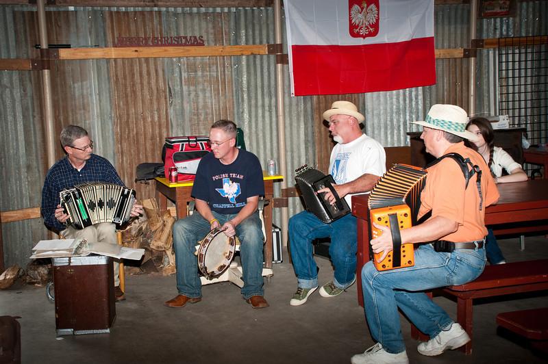James Mazurkiewicz's Polish Birthday Party