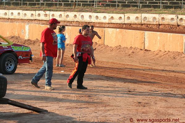 Cochran Speedway June 7, 2008 2