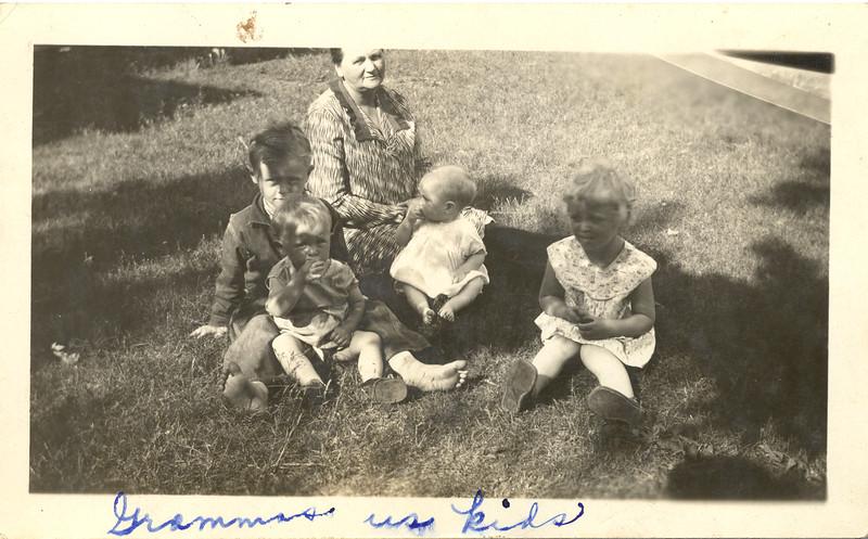 Gramma us Kids