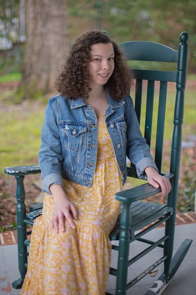 Kate Senior Portraits