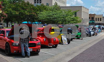 7/14/18 Hit The Bricks Car & Cycle Show by Jessica Payne