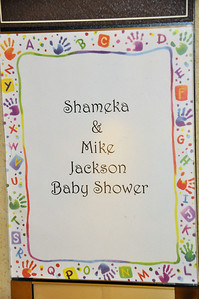 Meka & Mike Baby Shower for Brayden Jackson Feb 11, 2012