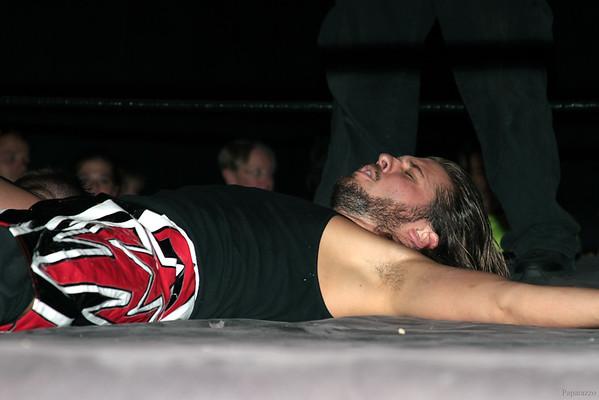 TWE Chattanooga Wrestling: Retribution (Volume Three)