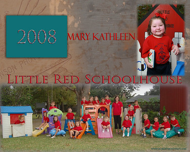 Little Red Schoolhouse 2008