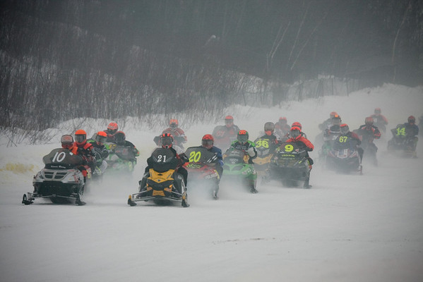 Sault Sainte Marie winter sport I-500