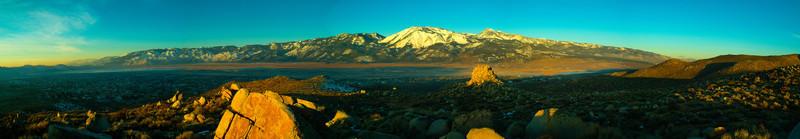 Reno Tahoe Area