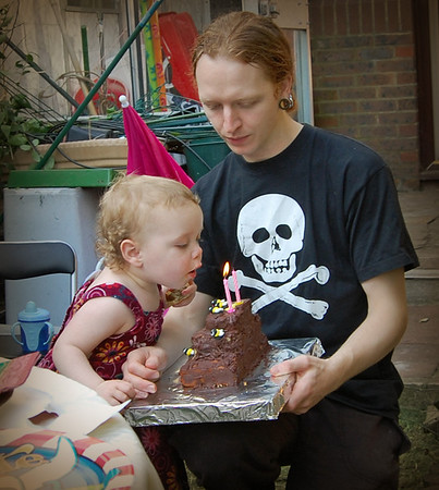 Bethan's 2nd Birthday