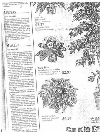 Newspaper 1991