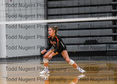 PC Varsity Volleyball vs LS West