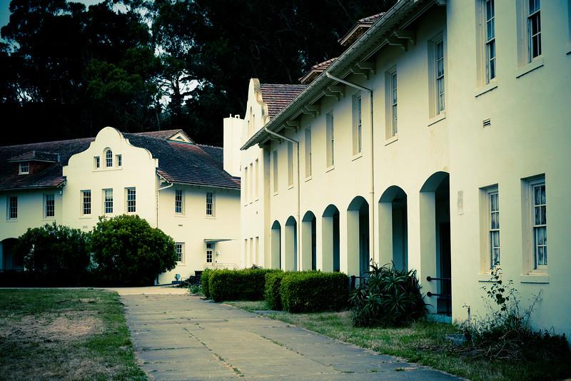 Fort Winfield Scott, the Presidio